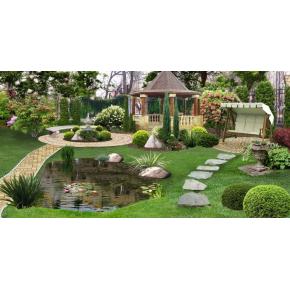 Озеленение и ландшафт